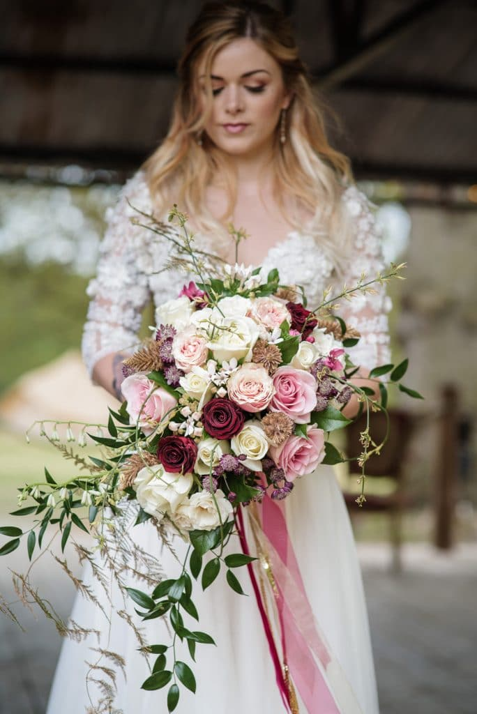 Moroccan Styled Wedding Shoot Bride