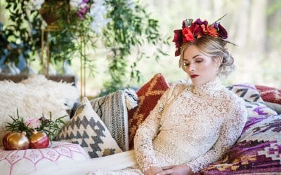 Moroccan Styled Wedding Shoot at The Dreys